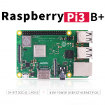 Raspberry Pi 3 Model B+ 2018 New Original (บอร์ดแท้ 100%)