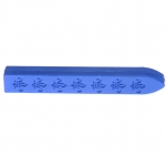 blue multicolor Sealing wax seal dedicated beeswax stick wax stripsbranding paint stamp Wax 24 color (Intl)