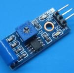 Vibration sensor SW420 โมดูลตรวจจับความสั่น