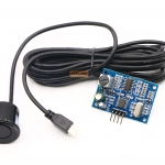 Waterproof Ultrasonic Module V.2 (JSN-SR04T) ระยะ 0.2m - 6m