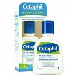 Cetaphil Oily Skin Cleanser 125ml ทำความสะอาดผิวสำหรับผู้ที่มีผิวมัน