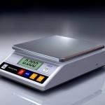 เครื่องชั่งดิจิตอลตั้งโต๊ะ ถาดแสตนเลส 10Kg ความละเอียด 0.1g SCL255 ส่งฟรี