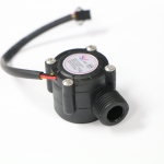 เซนเซอร์วัดอัตราการไหลของน้ำ Water Flow Sensor Flowmeter Hall Water control 1-30L/min 2.0MPa Flow flow meter water sensor
