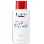 *EUCERIN pH5 Skin-Protection WASHLOTION 400ml โลชั่นอาบน้ำถนอมผิว