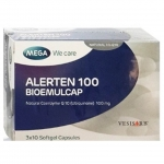 Mega We Care Alerten 100mg 30 เม็ด