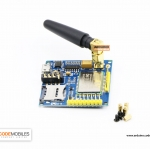 GPRS A6 Module SMS Board GSM GPRS Wireless Data Transmission Over SIM900A