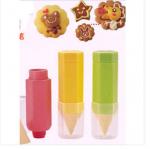 ชุดปากกาแต่งเค้ก คัพเค้ก ซูชิ แซนวิช 3อัน BAKE151