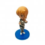 FIGURE Nami from one piece, prisoner version 8CM