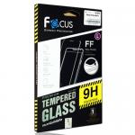 โฟกัสกระจกนิรภัยเต็มจอสีขาว (FOCUS FULL FRAME TEMPERED GLASS) Apple iPhone 6/6s