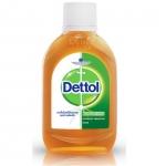 เดทตอล น้ำยาฆ่าเชื้อโรค ตัวยาคลอโรไซลีนอล 100 มล.