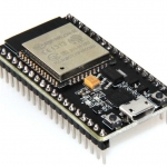 NodeMCU-32S WiFi+Bluetooth Development Board (ESP-WROOM-32)
