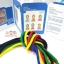 Todds & Kids Toys ของเล่นเสริมพัฒนาการ ตัดชุดให้ตุ๊กตาไม้(Little Designer)(Multicolor) thumbnail 5