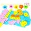 Todds & Kids Toys ของเล่นเสริมพัฒนาการ ตัดชุดให้ตุ๊กตาไม้(Little Designer)(Multicolor) thumbnail 3