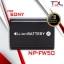 Pro S1 แบตเทียบ Sony NP-FW50 ตระกูล A7 ตระกูล NEX A5100 A6000 A6300 A6500 thumbnail 1
