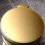 กระดาษทอง รองคัพเค้ก 8 CM อย่างหนา 10 แผ่น BAKE190 thumbnail 1