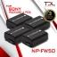 Pro S5 แบตเทียบ 4 ก้อน Sony NP-FW50 ตระกูล A7 ตระกูล NEX A5100 A6000 A6300 A6500 thumbnail 1