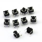 ตัวอย่างการใช้งาน Micro Push Switch แบบ 4 ขา ในงาน Iot