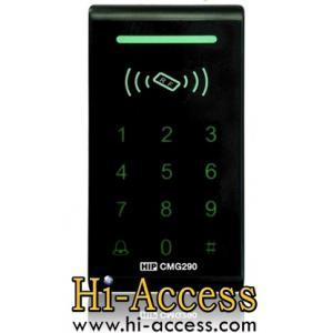 เครื่องทาบบัตร ยี่ห้อ HIP รุ่น CMG290 (ระบบ Access Control)