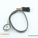 โมดูล วัดชีพจร Pulse Sensor Amped สำหรับ Arduino