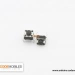 ไมโครสวิตช์กดติดปล่อยดับแบบ 4 ขา 6x6x5 mm (Micro Switch Push Button Switch)