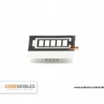 LED Battery Level Display (Seven Segment)