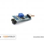 Infrared Reflectance Sensor (TCRT5000) - ใช้เช็คสิ่งกีดขวาง หรือ นับจำนวน