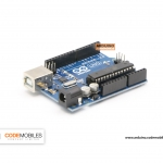Arduino UNO R3 พร้อมสาย USB Type A Male/B Male Cable