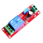 12V Delay Timer Monostable Switch Relay Module