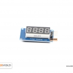 7 Segment 4 Digit Display LED Module Clock For Arduino