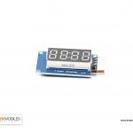 7 Segment 4 Digit Display LED Module Clock For Arduino