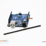 Arduino Uno R3 แบบ SMD รุ่นใหม่ใช้ชิฟ CH340G เพิ่มพอร์ทขยายขา