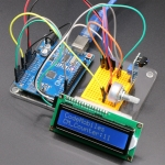 Arduino Starter Kit V1 (Arduino + Infrared + LCD + Analog2Digital)
