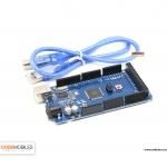Arduino MEGA 2560 R3 ใช้ชิฟ USB CH340 รุ่นใหม่ แถมสาย USB