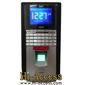 เครื่องสแกนลายนิ้วมือ ยี่ห้อ HIP รุ่น CI806 (ระบบ Access Control)