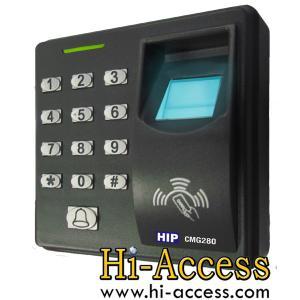เครื่องสแกนลายนิ้วมือ ยี่ห้อ HIP รุ่น CMG280 (ระบบ Access Control)
