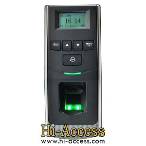 เครื่องสแกนลายนิ้วมือ ยี่ห้อ ZK Teco รุ่น F6 (ระบบ Access Control)