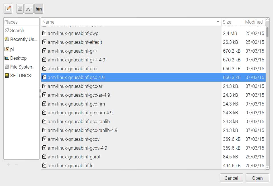 การติดตั้ง Qt และ QtCreator IDE บน Raspberry Pi - Arduino by