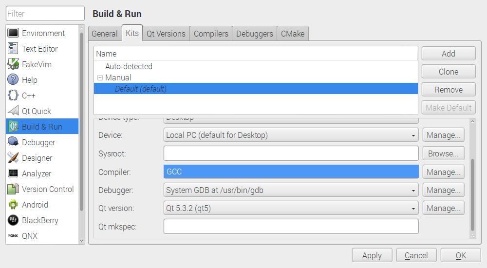 Qt Compiler