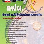 โหลดแนวข้อสอบนักบัญชี การไฟฟ้าฝ่ายผลิตแห่ประเทศไทย (กฟผ)