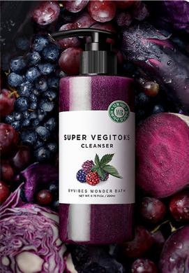 �ล�าร���หารู��า�สำหรั� wonder bath super vegitoks cleanser purple